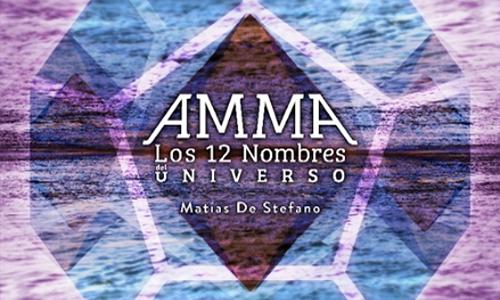 Course Image AMMA, Los Doce Nombres del Universo