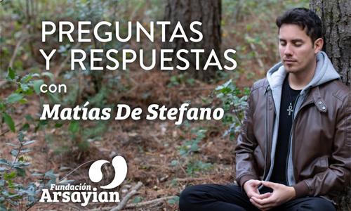Course Image Preguntas y respuestas con Matías De Stefano - Parte 1