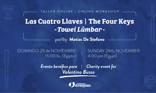 Course Image Las Cuatro Llaves - Taller Online | The Four Keys - Online Workshop