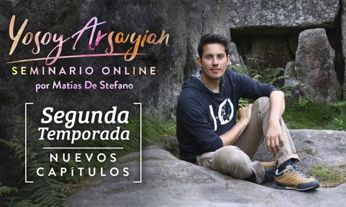 Course Image Seminario YOSOY Arsayian |  2da Temporada